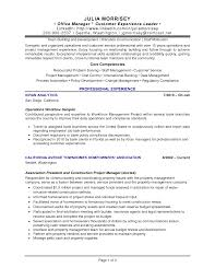 Core Competencies On Resume Resume Examples Skills