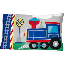Toddler Train Bed Set by Everything Kids Choo Choo 3 Piece Toddler Bedding Set With Bonus