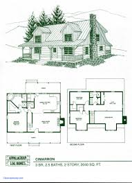 free cabin floor plans modern cabin floor plans best of mountain brick house free elevation