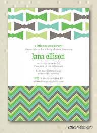 top 10 bow tie baby shower invitations which viral in 2017
