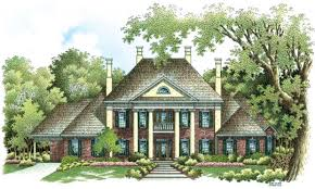 luxury colonial house plans colonial house designs home mansion