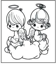 articles with precious moments angel coloring pages tag precious