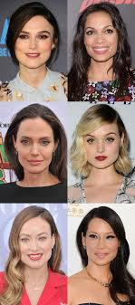 oblong face low hairline how to figure out your face shape in 4 steps beautyeditor