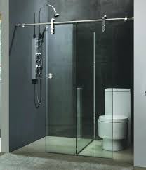 How To Install Sliding Shower Doors Sliding Glass Shower Door Aypapaquerico Info