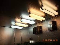 led vs fluorescent shop lights leds vs induction lighting for industrial work sites kandefer plumbing