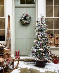 tesco christmas tree tesco traditional wreath living colour
