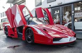 enzo fxx enzo fxx evoluzione on sale for 12 5 million usd