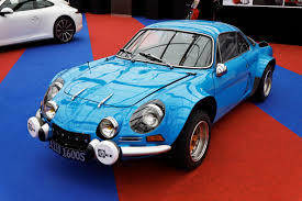 alpine a106 alpine a110 beauty among beasts motoring history