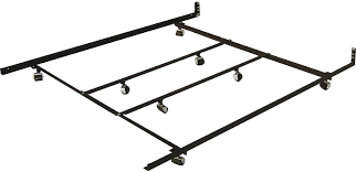 metal bed frame queen target king no box spring single food