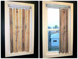 diy pallet wood vertical blinds diy recycledpallet wood