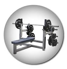 Olympic Bench Press Equipment Equipment Gym For Health And Fitness Training Assertive