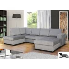 canap d angle convertible simili cuir pas cher meublesline canapé d angle convertible oara 6 places moderne tissu