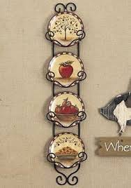Wall Decor Decorative Plate Wall Mount Vintage Mounted
