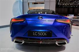 lexus lf lc blue lexus lc cabriolet is considered for production autoevolution