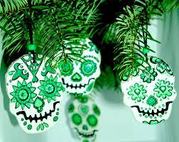 ornaments sugar skull ornaments sugar skull