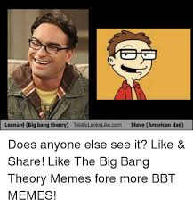 Theory Of Memes - 25 best memes about leonard big bang theory leonard big bang