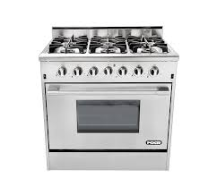 amazon com nxr drgb3602 professional style gas range 36