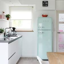 Smeg Appliances 9 Smeg Refrigerators That Are Giving Us Major Kitchen Envy Vogue