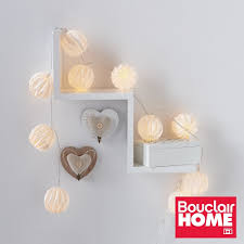 bouclair sweet origami string lights