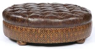 Kinfine Storage Ottoman Large Tufted Ottoman Etechconsulting Co
