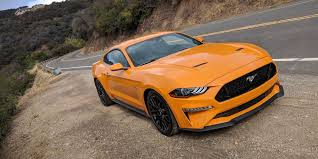 mustang forf 2018 ford mustang fastback release date price and specs roadshow