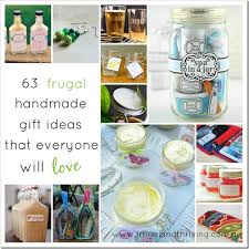 100 free or almost free gift ideas for when you no money at
