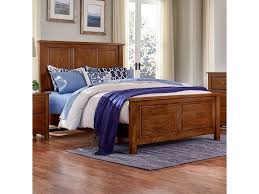 doerr furniture artisan choices panel bed