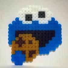 Tardis Beaded Curtain by Cookie Monster Perler Beads By Kayochicken U2026 Pinteres U2026