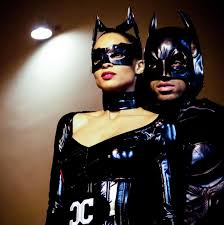 catwoman halloween suit the best celebrity costumes of halloween 2015 so far glamour