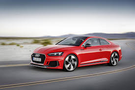 get ready to see the 2018 audi rs 5 coupe in u s dealerships next
