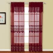 valerie macrame lace curtain panels save today