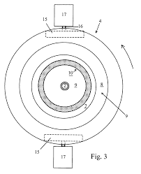patent us7757866 rotary annular crossflow filter degasser and