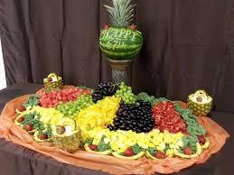 fruits arrangements for a party 20 best s creative party catering fruit arrangements
