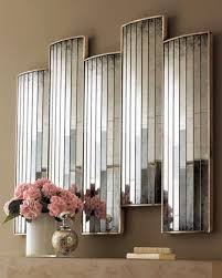 Horchow Home Decor Wall Designs Mirrored Wall Mirror Wall Mirrored Wall