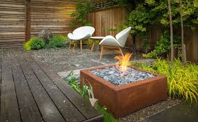 Modern Fire Pits by Modern Contemporary Fire Pits U2014 Contemporary Homescontemporary Homes