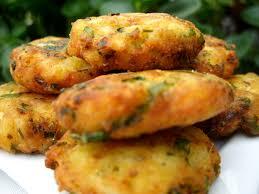 recette de cuisine poisson recette croquettes de pomme de terre et poisson choumicha