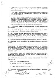 valor reajuste ur 20152016 act 2015 2016 assinado no tst