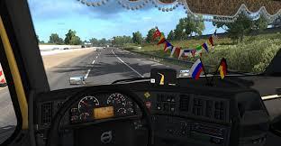 new volvo vnl volvo vnl 670 truck 1 1 american truck simulator mod ats mod