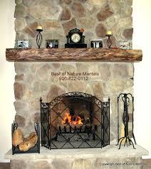 fireplace decorative screen screens pleasant hearth piece log