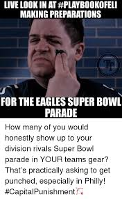 Philadelphia Eagle Memes - live look in at playbookofeli making preparations nf for the