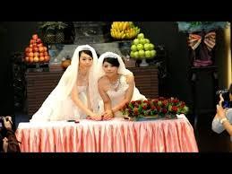mariage musulman chrã tien taïwan célèbre un premier mariage homosexuel bouddhiste
