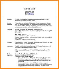 Resume Sles For Teachers Without Experience 7 resume for teachers without experience manager resume