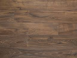 Tongue Side Of Laminate Flooring Engineered Oak Wood Flooring Deep Brown Available In Chevron And