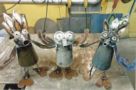 welded bits and pieces animals diy welding