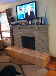 fresh padding for fireplace hearth excellent home design wonderful