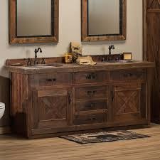 Rustic Country Bathroom Vanities Kitchen Bathroom Rustic Style Vanity Country Bath Vanity Reclaimed