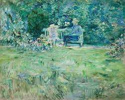 Art In The Garden - her paris women artists in the age of impressionism denver art