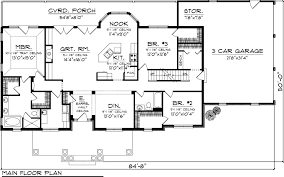 country style house floor plans country style house plan 3 beds 2 00 baths 2016 sq ft plan 70 1050