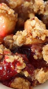 best 25 apple cranberry crisp ideas on cranberry