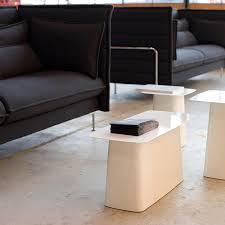 Vitra Side Table Vitra Metal Side Table L White Design Shop